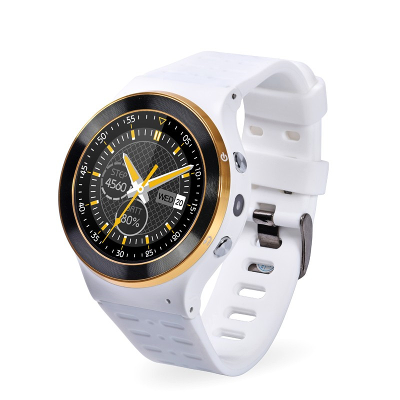 Original S99 Bluetooth Smart Watch MTK6580 Android 5.1 Smartwatch Clock Camera Pedometer Heart Rate GPS 3G WIFI For iOS Android