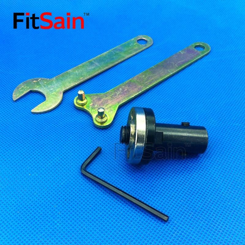 FitSain-Sae saelehe ühendusvarda puks-mootori võll 5/6/8/10/12 / - Elektritööriistade tarvikud - Foto 2