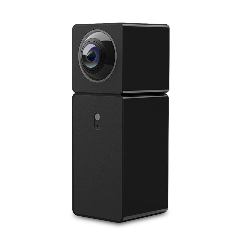 Xiaomi Hualai Xiaofang Cam 1080P two-way Dual Lens Panoramic View Smart WIFI IP Camera Xiaomi Smart Home VR View Mode