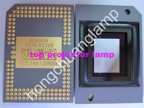 for Projector DMD chip 1076-6038B 1076-6039B 10766038B 10766039B dlp projector dmd chip replacement 1280 6038b 1280 6039b for optoma is500 tw631 3d dw318 ew536 projector