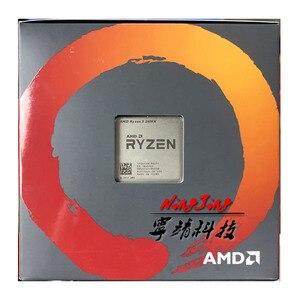 Image 4 - Amd ryzen 5 2600x r5 2600x3.6 ghz 6 코어 12 코어 95 w cpu 프로세서 yd260xbcm6iaf 소켓 am4