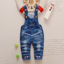 Overalls for girls Free shipping 2017