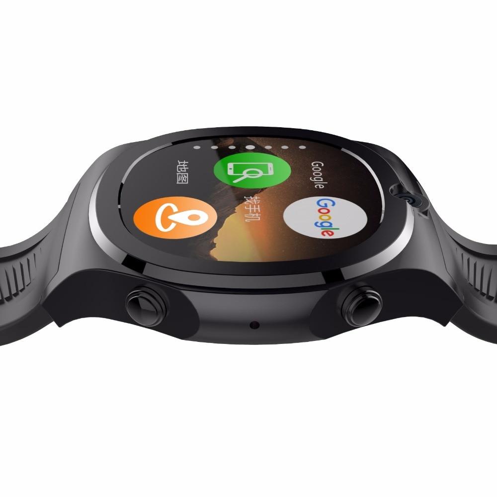 2017 new bluetooth smart watch Q98 waterproof GPS watch phone inteligente android MTK6580 electronic wrist watches for women new lf17 smart watch