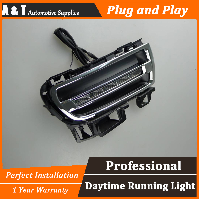 A&t car styling for mazda 6 led drl for mazda 6 high...