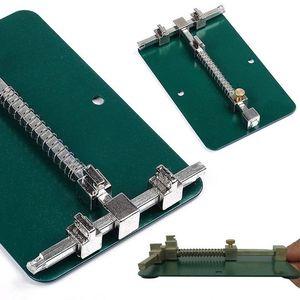 Image 1 - Mobile Phone Board Repair Fixture PCB Holder Work Station Platform Fixed Support Clamp Steel PCB Board Soldering Repair Holder