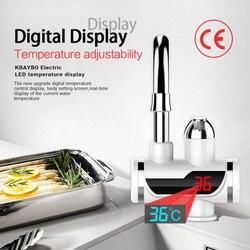 3000 Вт проточный Электрический водонагреватель кухонный кран фильтр для воды 2 виды выходе в режиме можно употреблять непосредственно