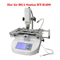 Honton R490 tres zonas de temperatura BGA estación de reparación de la placa base
