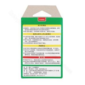 Image 4 - 100/60 weiß Blätter Echten Fuji Fujifilm Instax Mini 11 Film Für Mini 9 8 9 7s 7c 90 70 25 teilen SP1 SP2 Liplay Instant Kameras