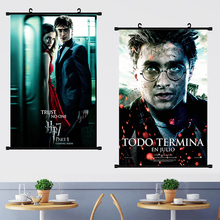 Harry Potter Poster and print Painting paper Wall art painting movie Posters home decor wall sticker Scroll Painting scroll painting harry potter poster diagon alley kraft paper wall art painting movie posters home decor wall sticker