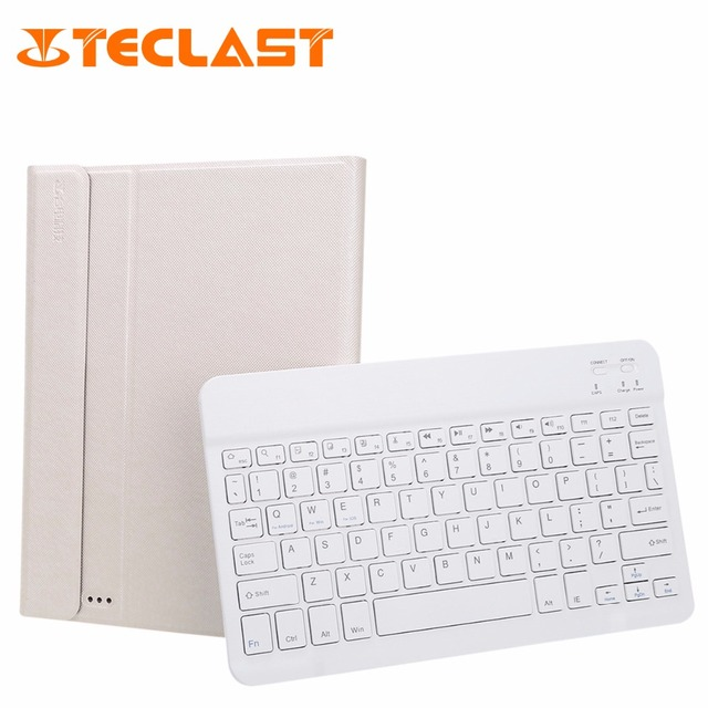 Case for Teclast X98 Plus II Tablet PC Bluetooth Keyboard Protective Case Magnetic Foldable PU Leather Case with Stand Function