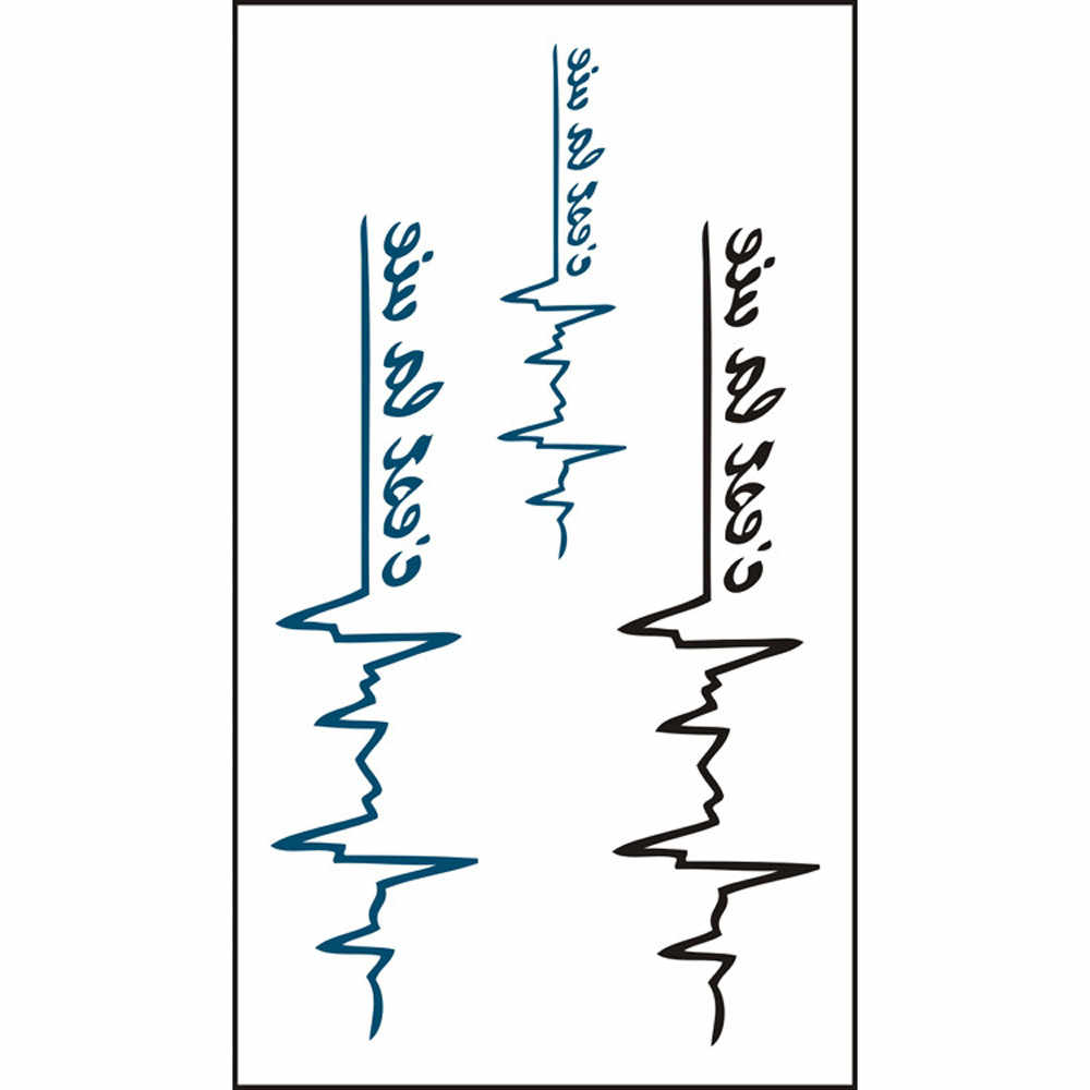 حار الوشم ملصق مقاوم للماء المؤقتة الجسم 5 قطعة مقاوم للماء المؤقتة الوشم ثلاثية الأبعاد زهرة وهمية الوشم ملصق Y716