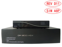 DM800SE Free shipping .The DM 800SE Install with SIM A8P Card and BCM4505 Tuner.herobox Support DVB-S2 and wifi.