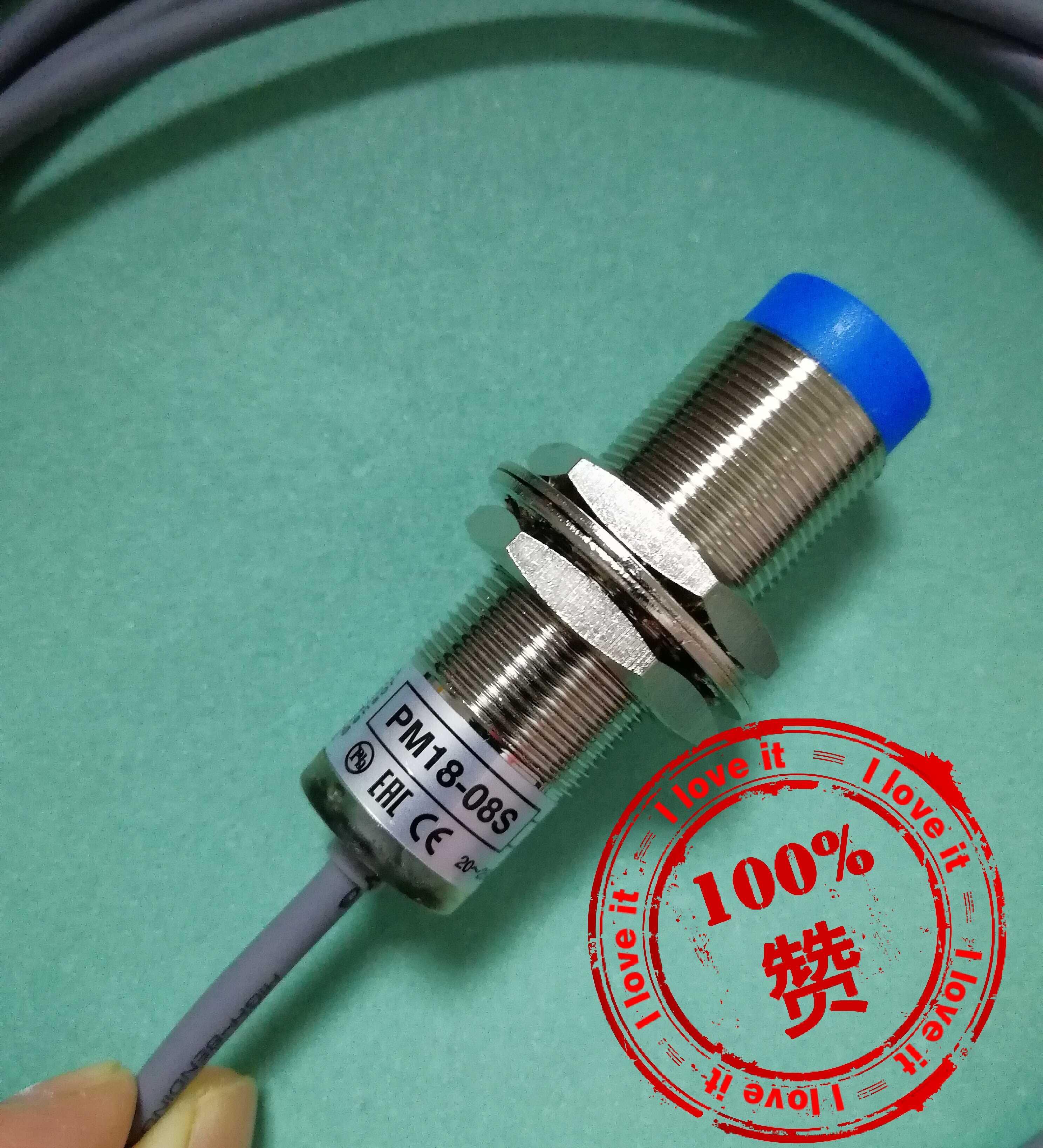 New Original AC proximity switch PM18-08S distance: 8mm sensor