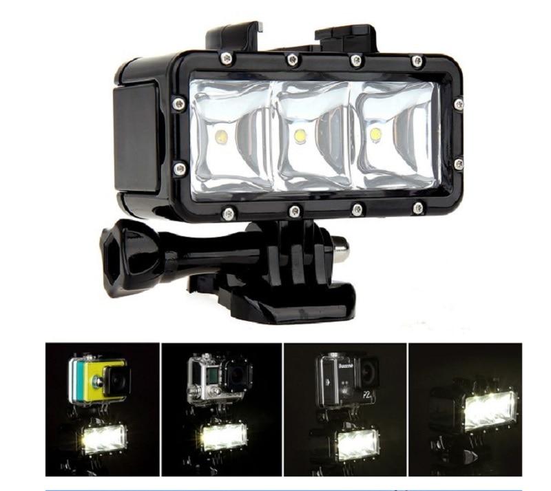 Go Pro Diving Led Light Underwater Video Light Lamp One