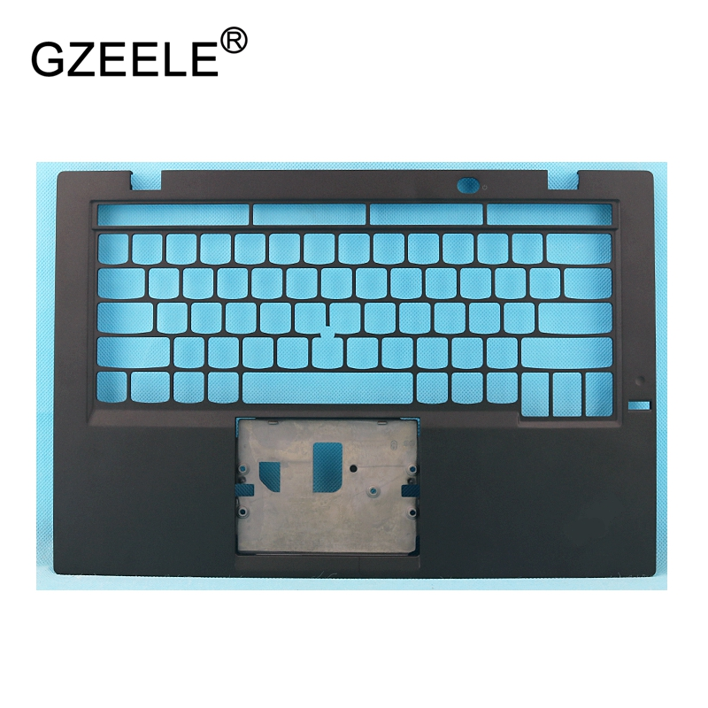 GZEELE new for Lenovo ThinkPad X1 Carbon 3 3RD 2015 Keyboard Bezel Palmrest UPPER case top cover 00HN945 US Version цены