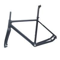 2017 Road Bike Carbon Frame 1K Carbon Road Frame Full Carbon Bicycle Frame Matte Glossy BB30