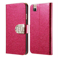 Case For Huawei Honor 7i Luxury Wallet PU Leather Case Stand Flip Card Hold Phone Cover Bags For Honor 7i With Plastic Holder vintage leather wallet echo dune 5 case flip luxury card slots cover magnet stand phone protective bags