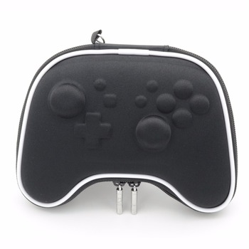 50 pcs a lot  Shell Travel Carrying Bag or Protective Storage Bag for Switch NS  Controller Hard Pouch Case Bag Sleeve