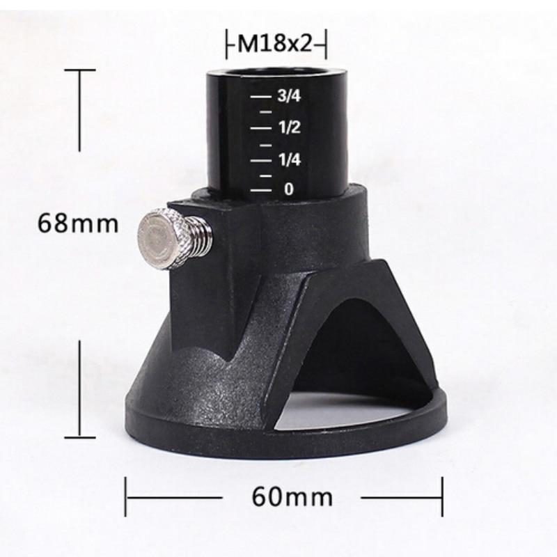 Elektryczny młynek Lokalizator Twist Nos Cap Horn Cap Dremel Drill - Akcesoria do elektronarzędzi - Zdjęcie 6