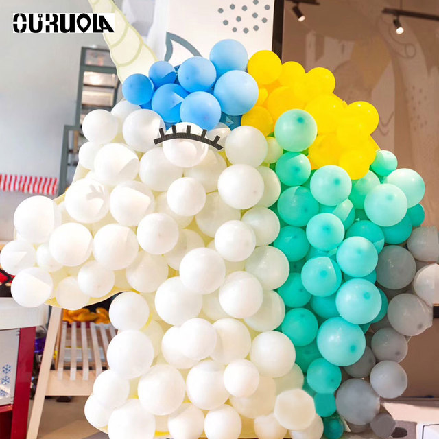 5 10 Air Balloons Birthday Party Decorations Baby Boy Balloon Baby