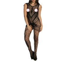 Sexy Lingerie hot Bodysuit Sexy Costumes Intimates Women Bodystocking open crotch sex products erotic lingerie Chemises qq135