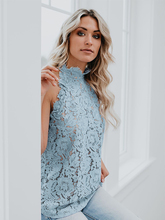 Women Sexy Cutout Sleeveless Hollow Out Top Lace Shirt Fashion Casual Elegant Plus Size White Blouses Summer 2019