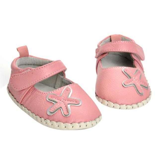 e0bc833227 Skórzane Mokasyny Dziecięce Antypoślizgowe Miękkie Dno Walking Buty Miękkie  Dno Buty Dla Niemowląt Dziewczyna Kostium Wygodne