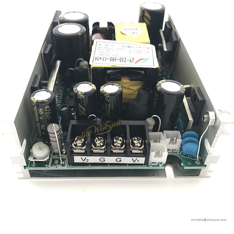Beam R7 BEAM 5R ELECTRONIC BALLAST Lighting Power Drive Supply Stage Lighting Replace Accessory (2)
