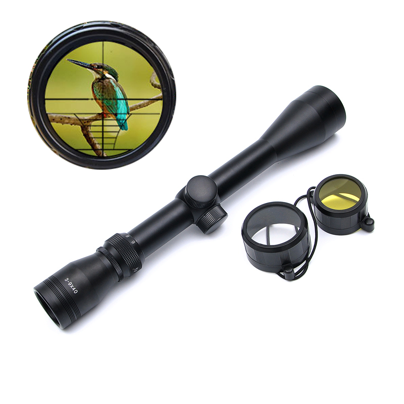 4X32MM 3-9x40MM Riflescope Tactical Optic Sight Sniper Deer Hunting Scopes Rifle Scope With 11mm Or 20mm Rail Mount mossy oka lb 3 9x32 hunting scopes tactical riflescope sniper scope outdoor tactical hunting gun with 11 20mm mount