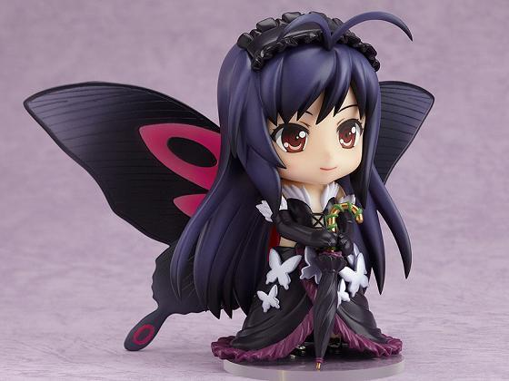 Q WAVE Accel World Kuroyuki Hime Anime Action Figure PVC New Collection figures toys Collection