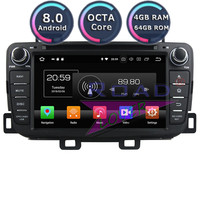 Roadlover 7Inch Android 8.0 Car Media Center DVD Player Radio For China H320 H330 Stereo GPS Navigation Magnitol 2 Din Autoradio