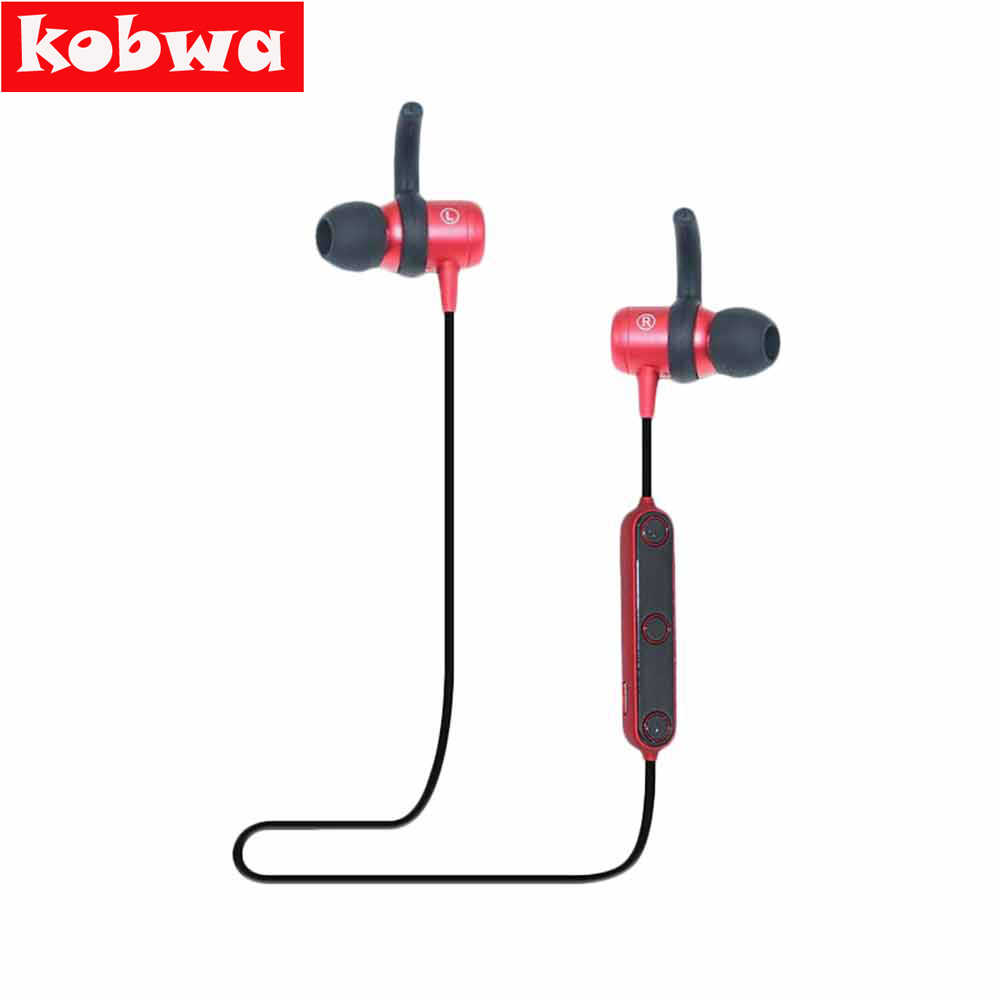 Running Bluetooth Headset Wireless Earphone Smart Wireless Bluetooth 4.1 Sports Stereo Earphone Noise Reduction with Mic phone