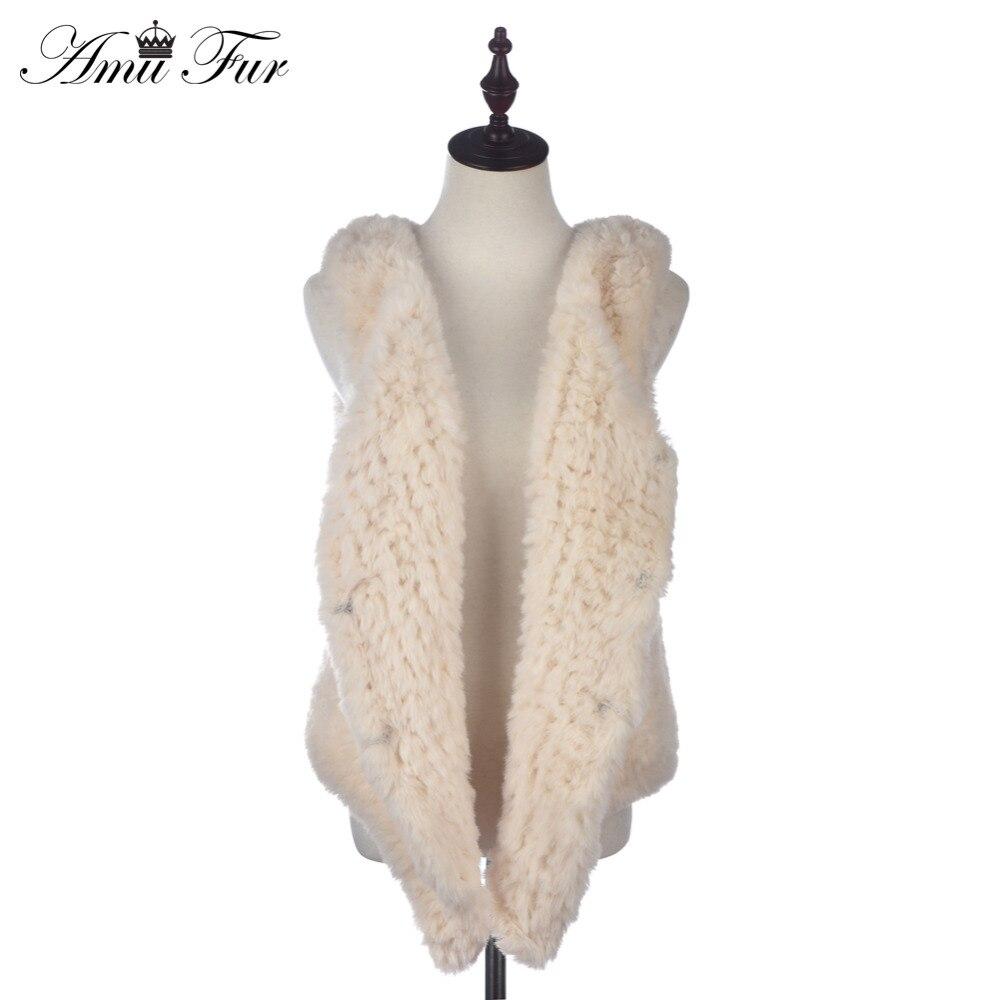 Top Quality Faux Rex Rabbit Fur Vest Rabbit Fur Jacket For Women 2016 New Fashion Faux