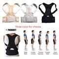 Ímã de alta Qualidade Adulto Unisex Das Mulheres Dos Homens Ajustáveis de Ombro Para Trás Postura Corrector Apoio Postura Corrector