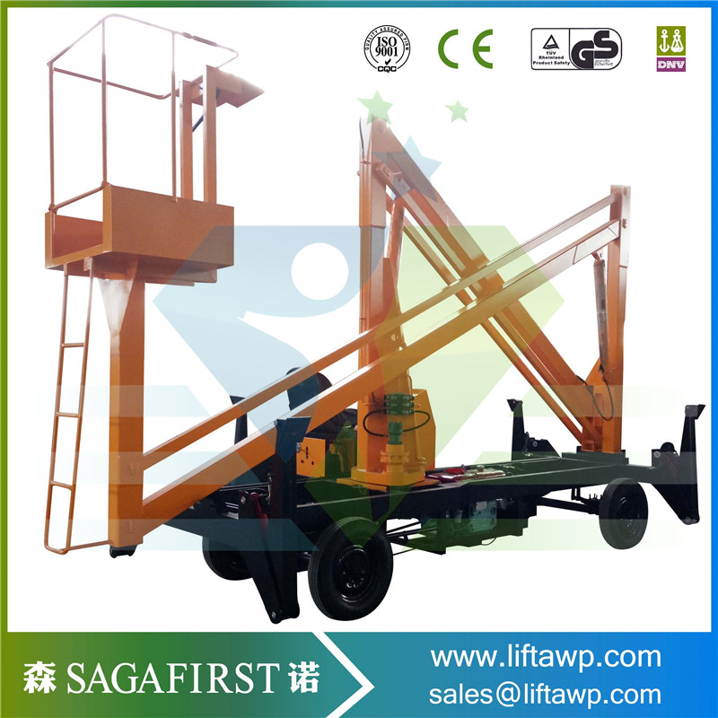 Towable Aerial Manlift