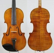 Kopie Guarnieri 'del Gesu' Violine #182 MASTER EBENE Ems-freies Verschiffen