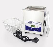2L Digital Household Ultrasonic Cleaner for Glass Jewelry Shaver PCB Cleaning Machine JP-010T