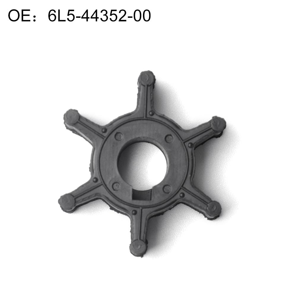 Boat Engine Impeller 6L5-44352-00 6L5-44352-00-00 For Yamaha 3HP 2.5HP 3A F2.5A Outboard Motor Water Pump