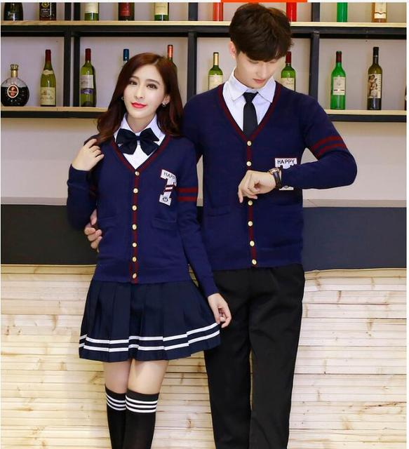 School uniform British College Wind class service Japanese school uniform