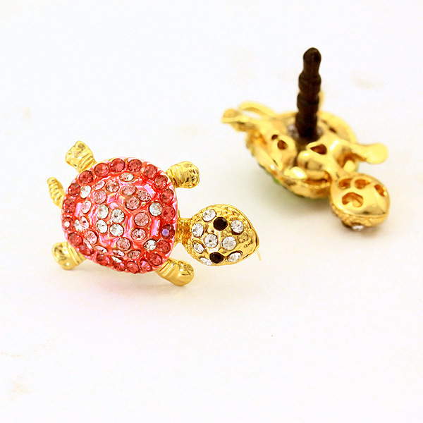 Dependable Fashion Style Cute Turtle Shape Design Mobile Phone Ear Cap Dust Plug For Iphone For Samsung 3.5mm Earphone Dust Plug Cellphones & Telecommunications
