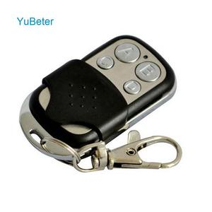 Image 1 - YuBeter Universal Wireless 433 Mhz RF Remote Control 315/433 Mhz EV1527 Learning code 4 Channel For Gate Garage Door Keys