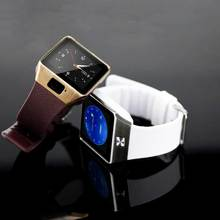 2017 Bluetooth Smart Watch For Samsung GSM Phone Pedometer Sedentary Remind Sync function Sleep Monitor Pedometer Watch DZ09
