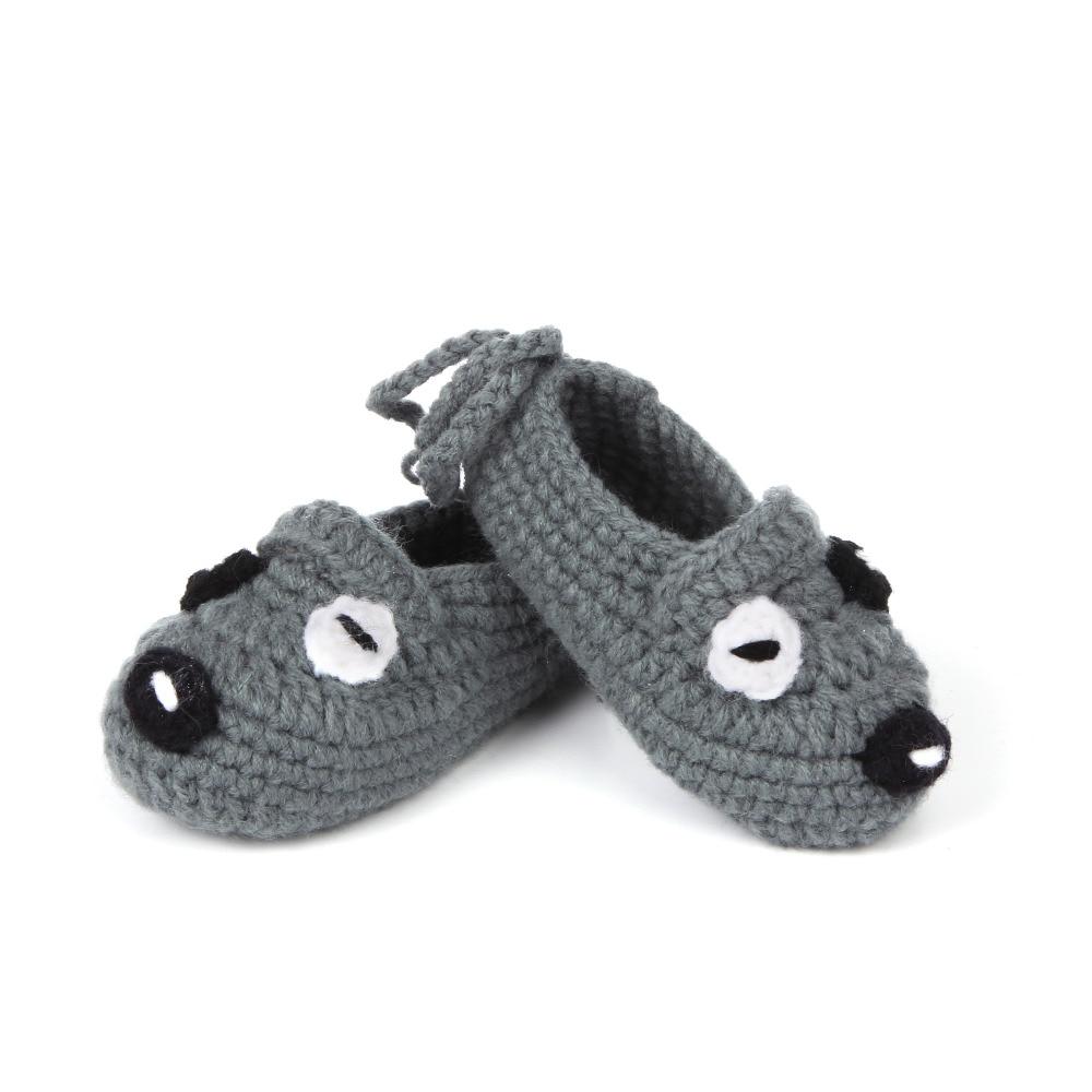 Tipsietoes crochet patrones bebé zapatos de bebé del gatito mano ...
