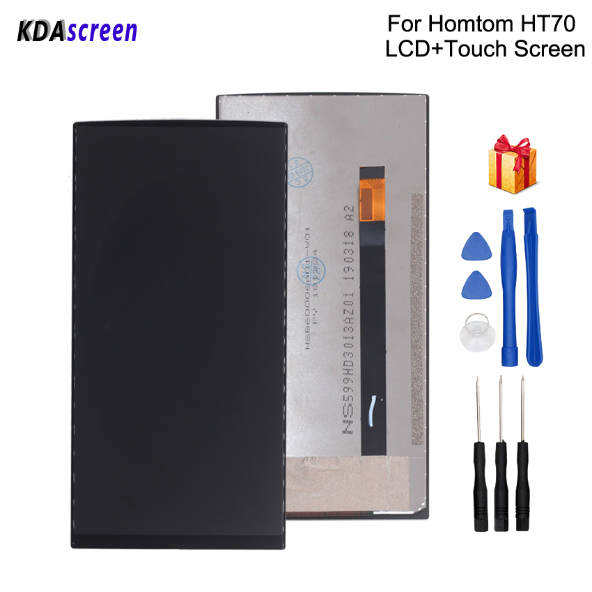 Original For HOMTOM HT70 LCD Display Touch Screen Replacement For HOMTOM HT70 Screen LCD Display Phone Parts Free ToolsOriginal For HOMTOM HT70 LCD Display Touch Screen Replacement For HOMTOM HT70 Screen LCD Display Phone Parts Free Tools