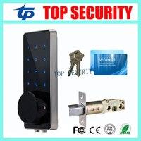 Good Quality Digital Smart Door Lock Electronic Door Lock Password 2 Cards 2 Mechanical Keys Touch Screen Numeric Keypad