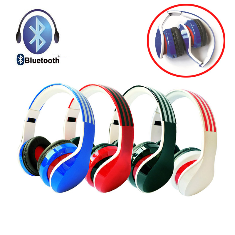 Hot 5 in 1 Wireless Cordless Headphone 5 Colors Headset Earphone for PC TV Radio Wireless Headphone Gaming Headphone  P10 2017 brand new multifunction 5 in 1 cordless headphone fm wireless headset earphone for mp4 mp3 pc tv ipod auriculares mikrafon