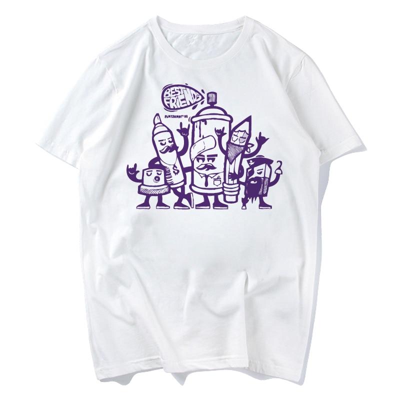 2018 T Shirt Womens Friends TV Show Graphic t shirt Hipster white color Short Sleeve Women Best Friends Forever T-Shirt s-xxxl