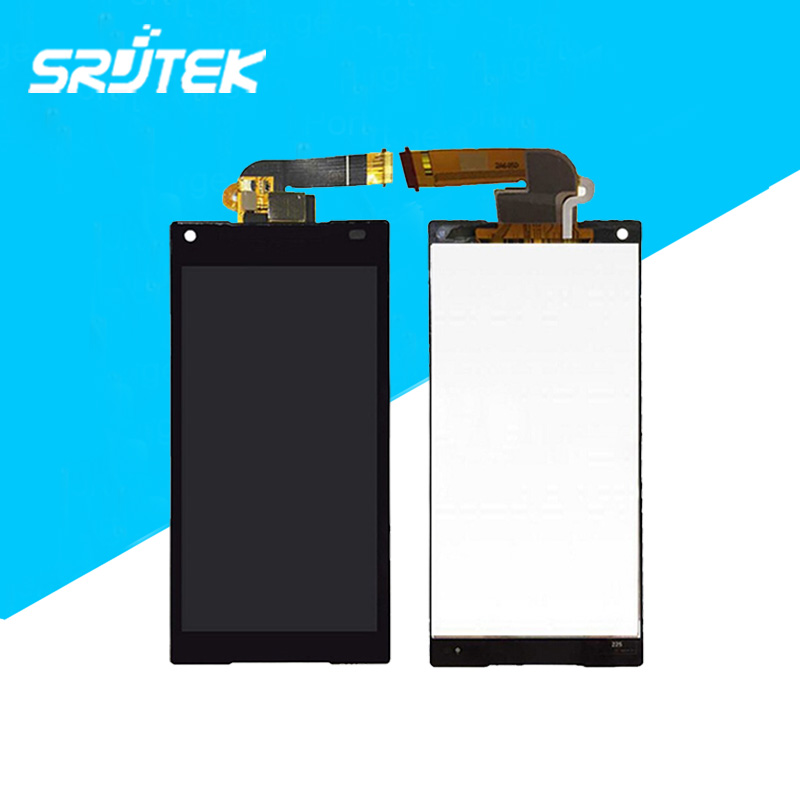 NEW Original 4.6 for Sony Xperia Z5 Compact Z5 Mini LCD Display with Touch Screen Digitizer Sensors Assembly