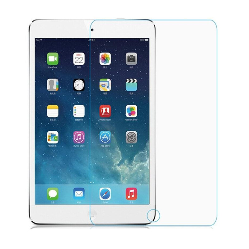 Tempered Glass For Apple iPad Pro 9.7 10.5 12.9 inch 2017 2018 Tablet Screen Protector 9H Toughened Protective Film Guard ...