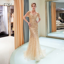 ADLN Luxury Evening Dress Mermaid Special Occasion Dress